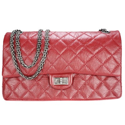 a185ba46161284 The History behind the Chanel 2.55 bag. categories: Passion Blog · 15.2.  The Chanel 2.55 flap bag ...