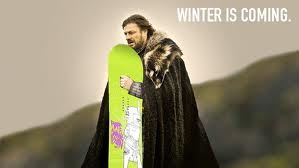 Brace Yourselves: Winter is Coming! | Extremly Un-Ordinary ...