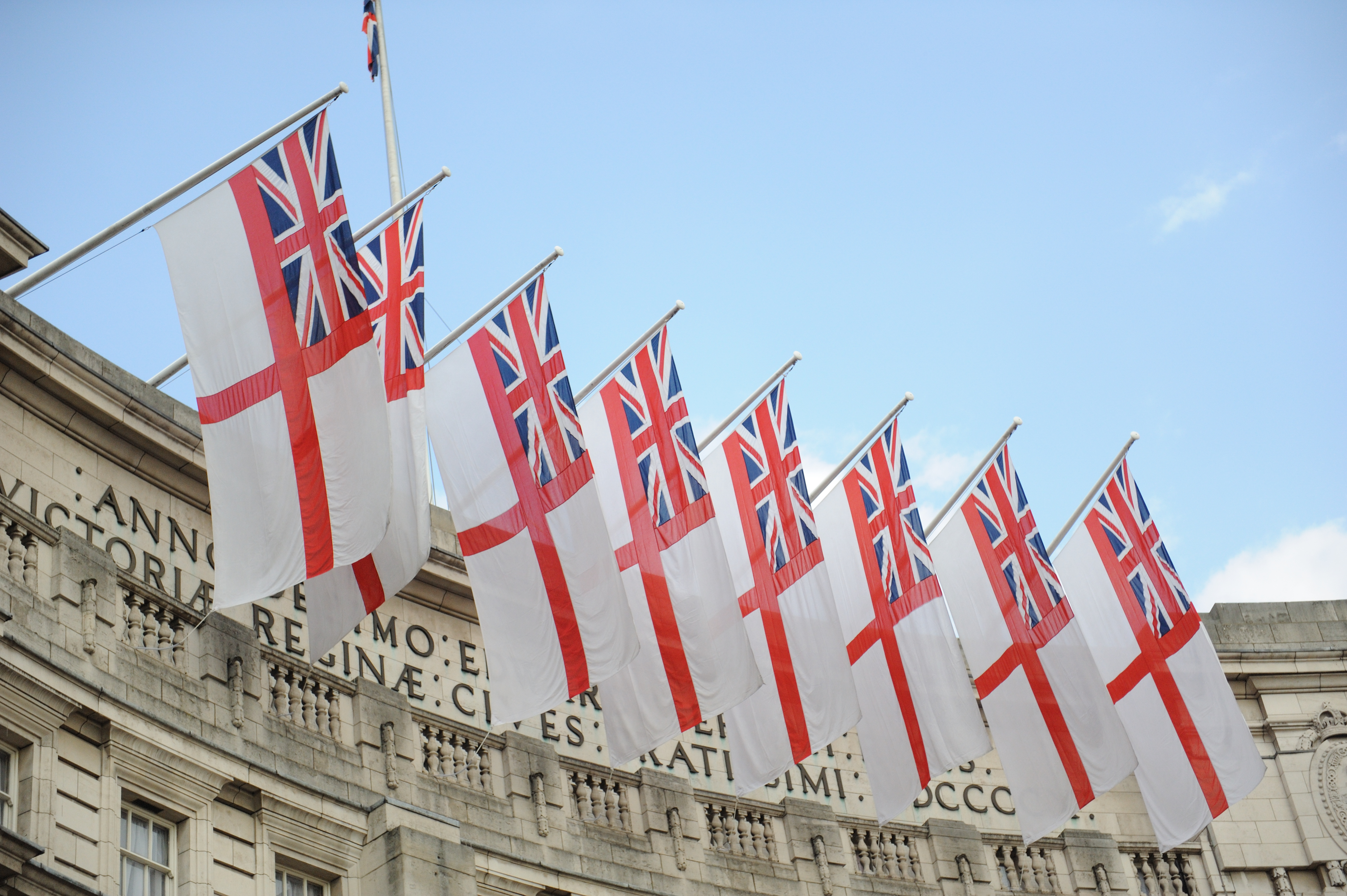 cry god for harry england and st george the other side of