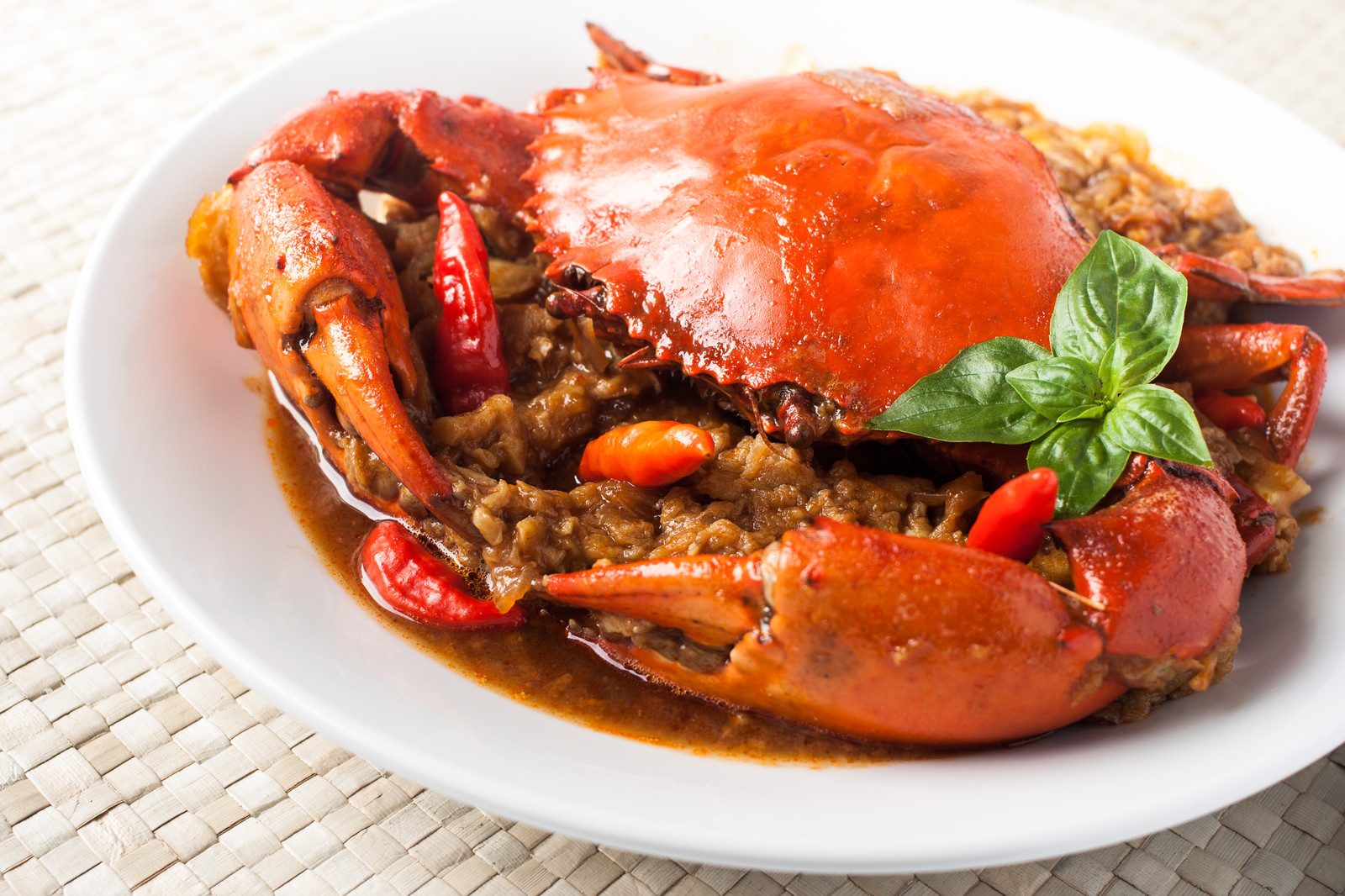 Best Chilli Crabs Restaurant In Singapore