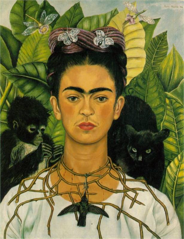 analyzing the diego riveras artistic piece symbolic landscape In may 2006, frida kahlo self-portrait, roots, was sold for $562 million at a sotheby's auction in new york, sets a record as the most expensive latin american work ever purchased at auction, and also makes frida kahlo one of the highest-selling woman in art.