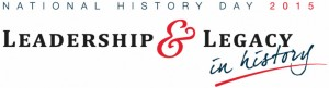 NHD 2015 Leardership and Legacy
