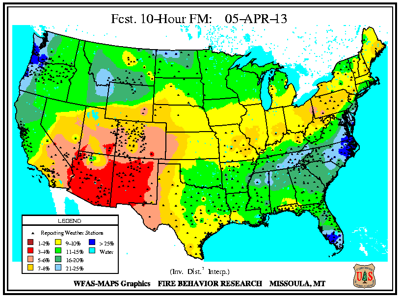 Fire Weather William Chittester