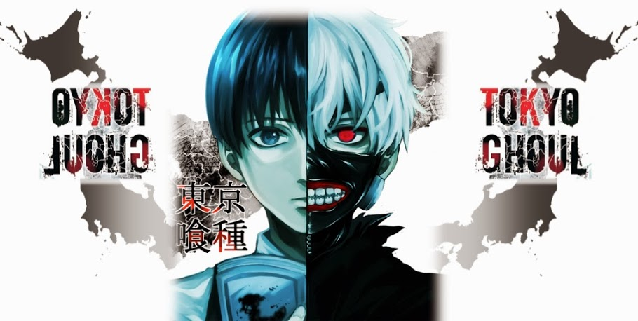Anime Review Tokyo Ghoul