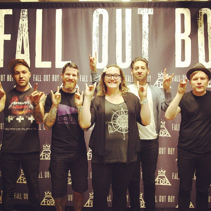 fall out boy tour 2015 meet and greet