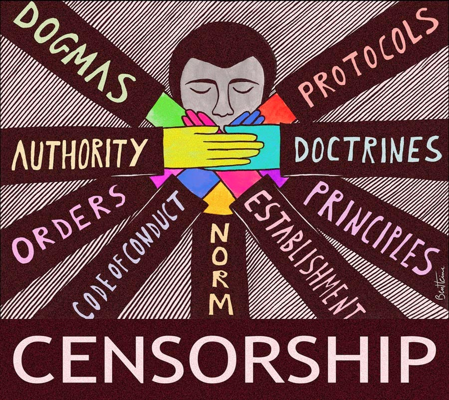 negative effects of censorship on society