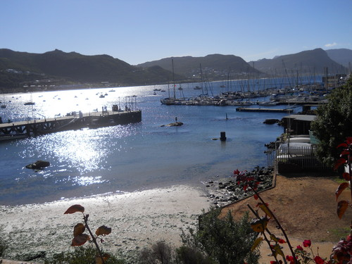 Beach at Simon's Town