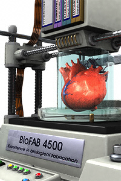 3D Printers Will Save Lives