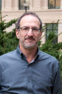 Michael Berkman, 2019 Recipient of The President's Award for Excellence in Academic Integration