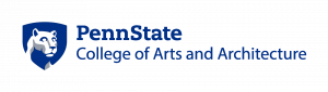 Penn State College of Arts and Architecture Logo