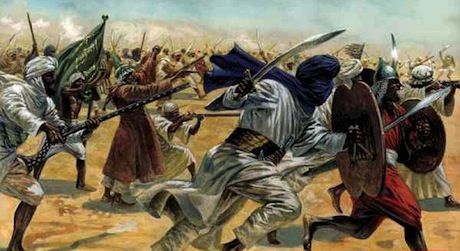 Image result for islam attack of christians in europe