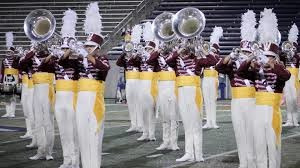 The Cadets' normal uniforms