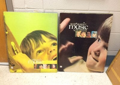 Silver Burdett Music Books (2)