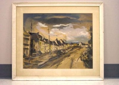 Untitled (Town Landscape)
