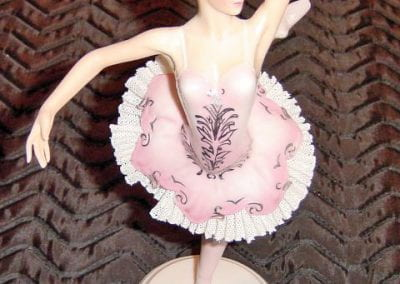 (Franklin Mint) Sleeping Beauty Ballerina