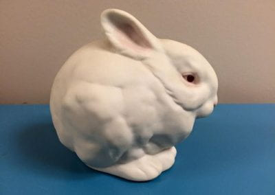 (Cybis) Rabbit 'Mr. Snowball'