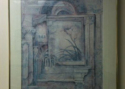 Untitled (watercolor arch)
