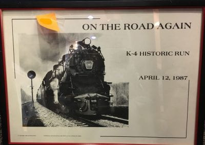 On the road Again K-4 Historic Run April 12, 1987