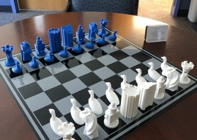 Academic Affairs Chess Set
