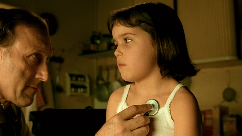 Dark Times in Amelie's Childhood