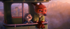 A scene from Zootopia (2016)