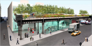 Rendering by Field Operations and Diller Scofidio + Renfro/Courtesy the City of New York