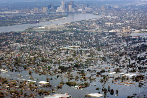 The unimaginable destruction of Hurricane Katrina decimated neighborhoods that were already socio-economically modest, such as the Lower Ninth Ward.