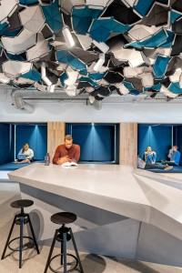 Livefyre engineering department, San Francisco, California, Architects: Studio O+A