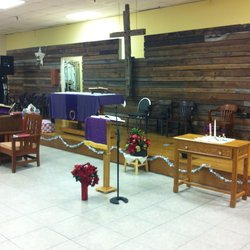 All Soul's Episcopal Church and Community Center converted a Walgreens into a space functional for worship and community programs.