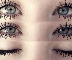 View Natural Spider Lashes Pictures