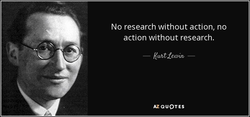 difference between action research and applied research