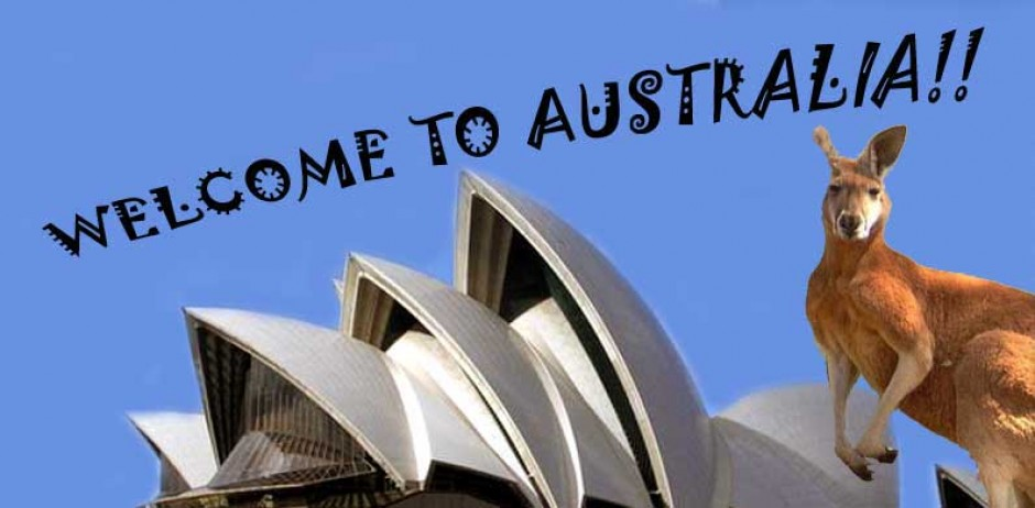 Living in the land down under - Australian tourism office ...
