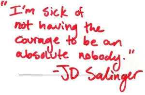 Salinger quotes