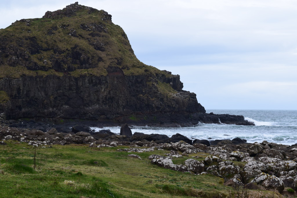 Giant's Causeway has a rich history rooted in myths about Giants in Ireland and Scotland.