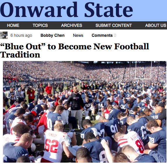 Onward State Post
