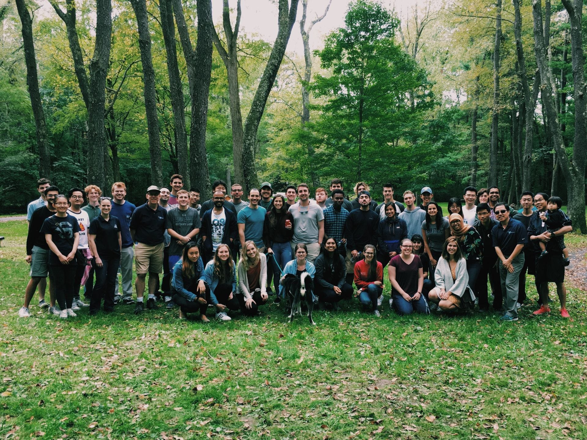 Biomedical Engineering Society – Penn State Chapter