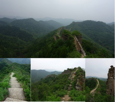 Hands down my favorite part of visiting China: The Gubekou Great Wall Loop Trail.