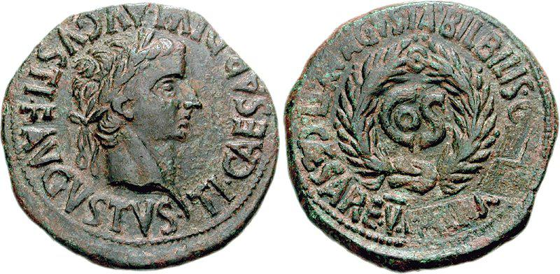 Sejanus removed from coins.