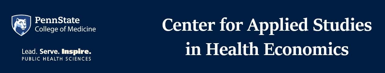 Center for Applied Studies in Health Economics