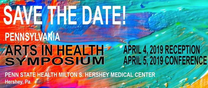 November is International Arts in Health Month! Center Stage celebrates Arts in Health