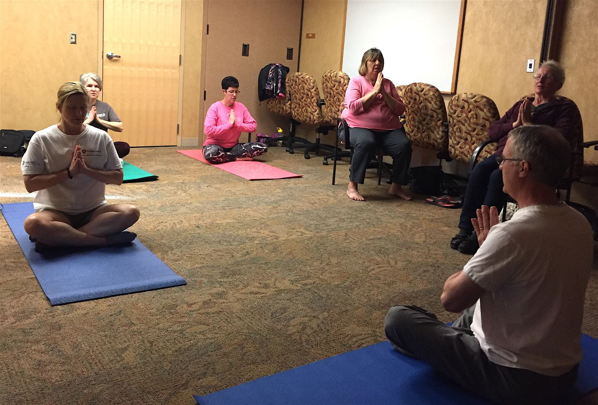 Yoga Workshop with Dan Coma