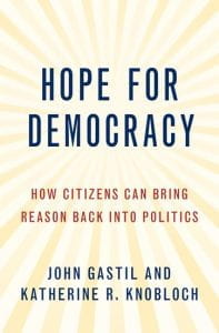 Hope for Democracy cover
