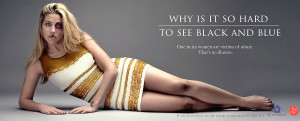 rhetorical essay ads   christina    s blogthedress domestic violence ad