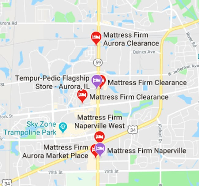 Mattress Stores Theories For The Playground