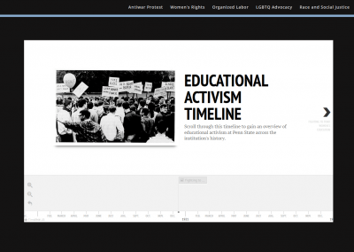 Educational Activism Archive