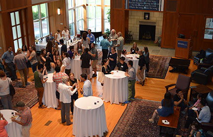 Welcome Back Reception at Hintz