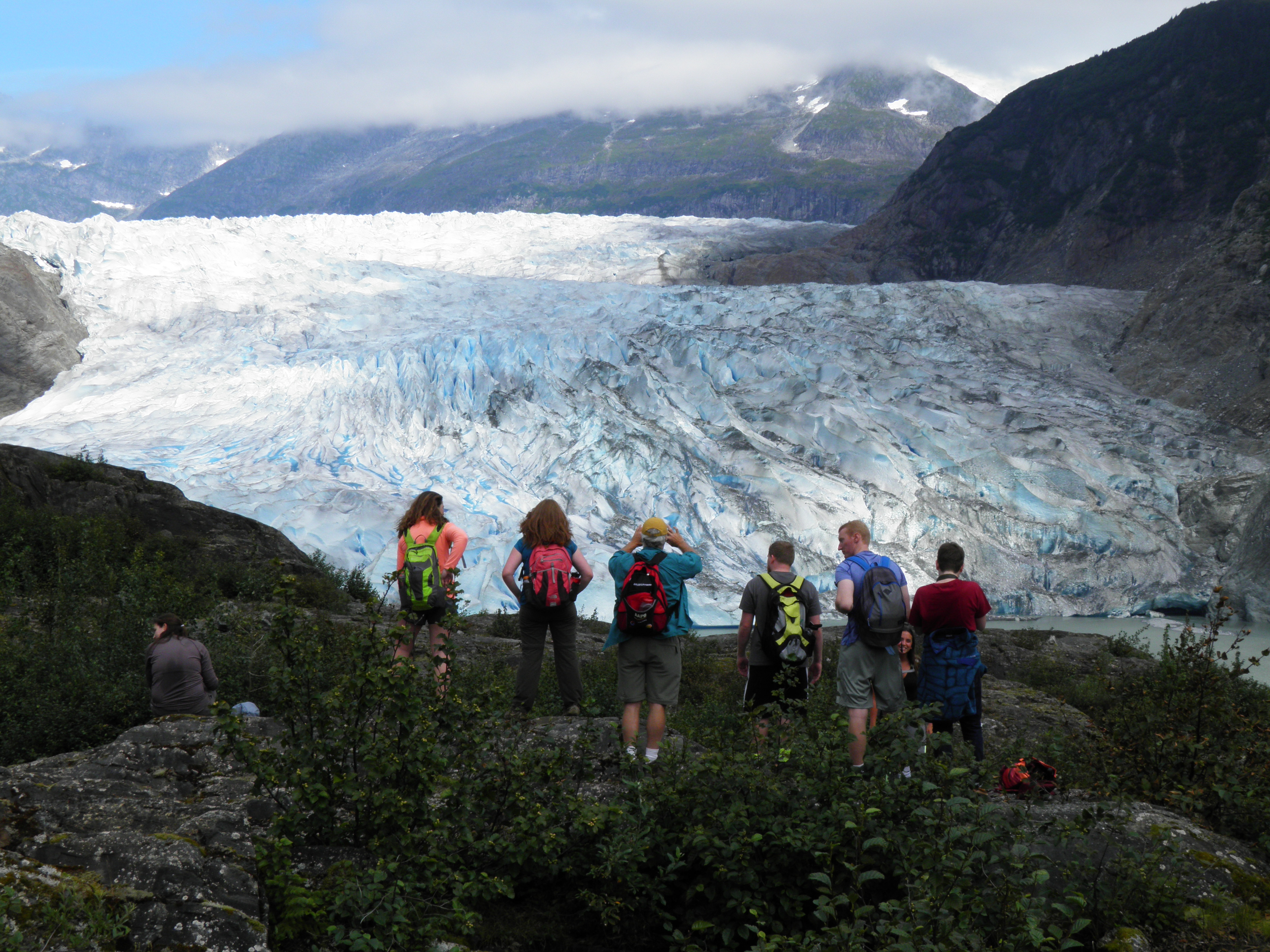 West Glacier Alaska CAUSE 2016