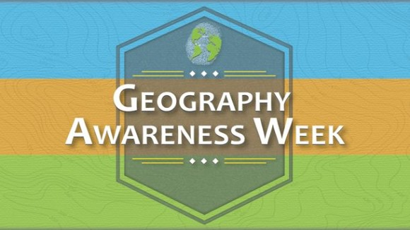 Geography Awareness Week