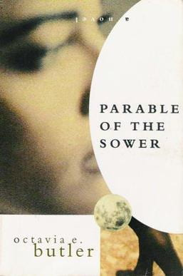 Cover of Octavia Butler's Parable of the Sower
