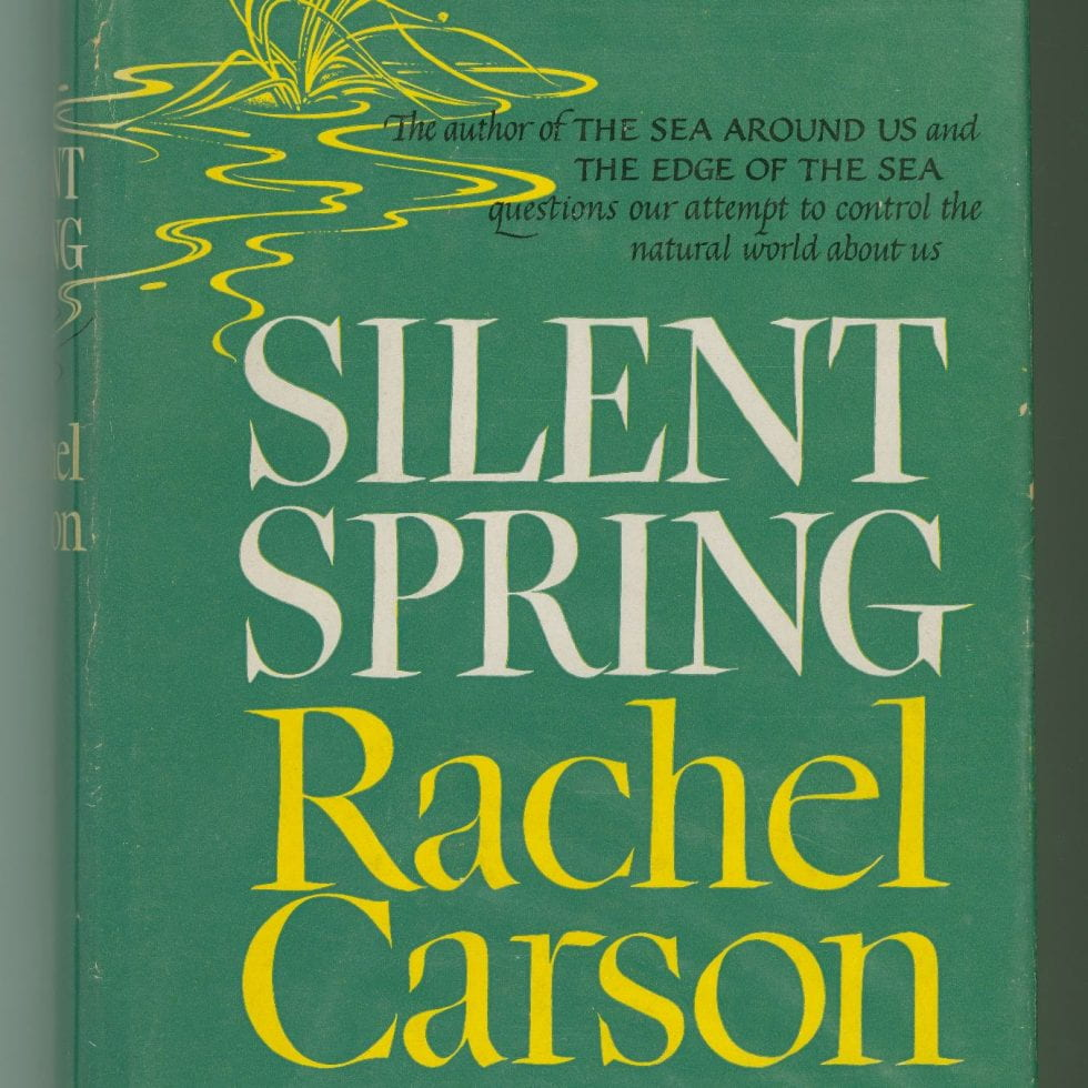 Rachel Carson, with illustrations by Lois and Louis Darling, Silent Spring, Boston: Houghton Mifflin Company, 1962